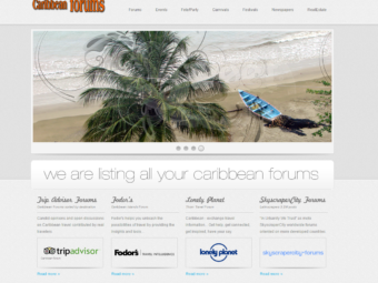 Caribbean Forums 2012